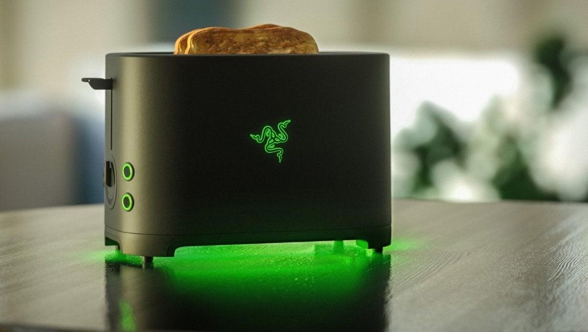 Razer Toaster - Project Breadwinner