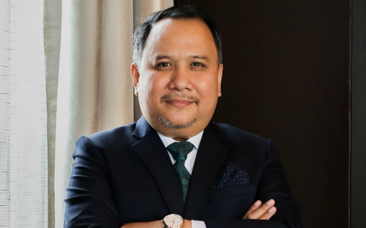 Richard Parcia, CIO at Concepcion Industrial
