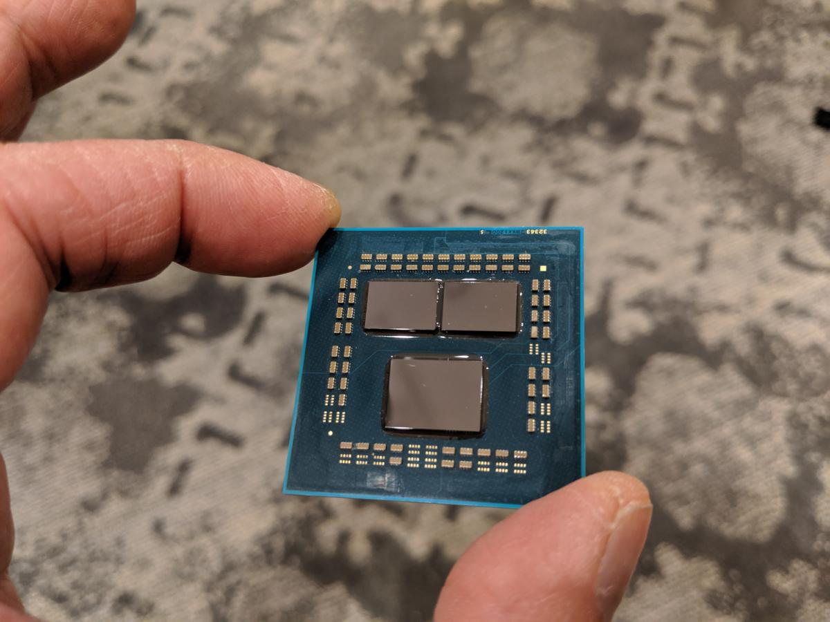 AMD flexes 7nm muscle with a 12-core Ryzen 9 CPU and Radeon RX 5000