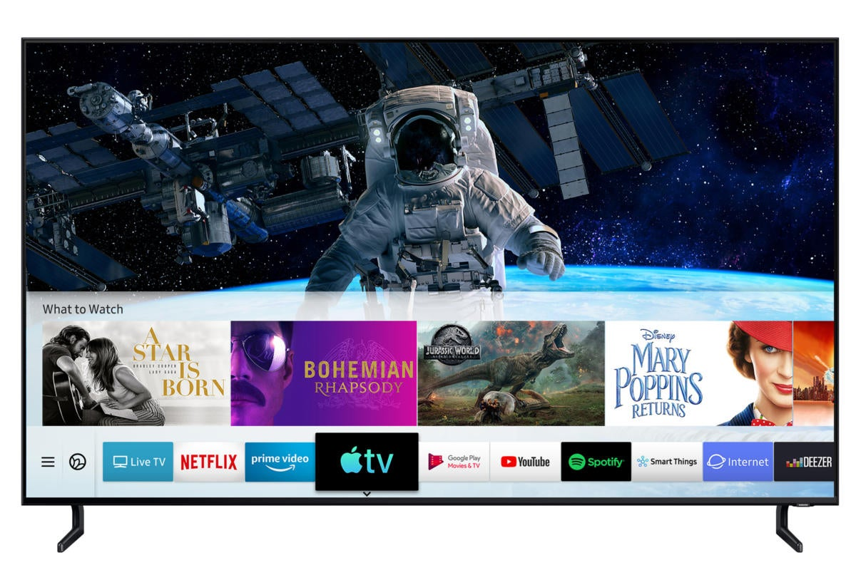 Apple TV app arrives on Samsung Smart TVs as Apple expands its