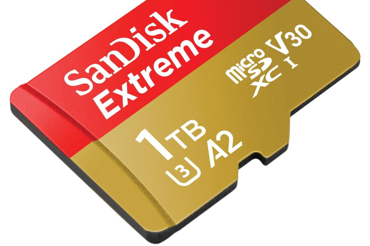 sandisk 1tb extreme microsdxc uhs i card primary