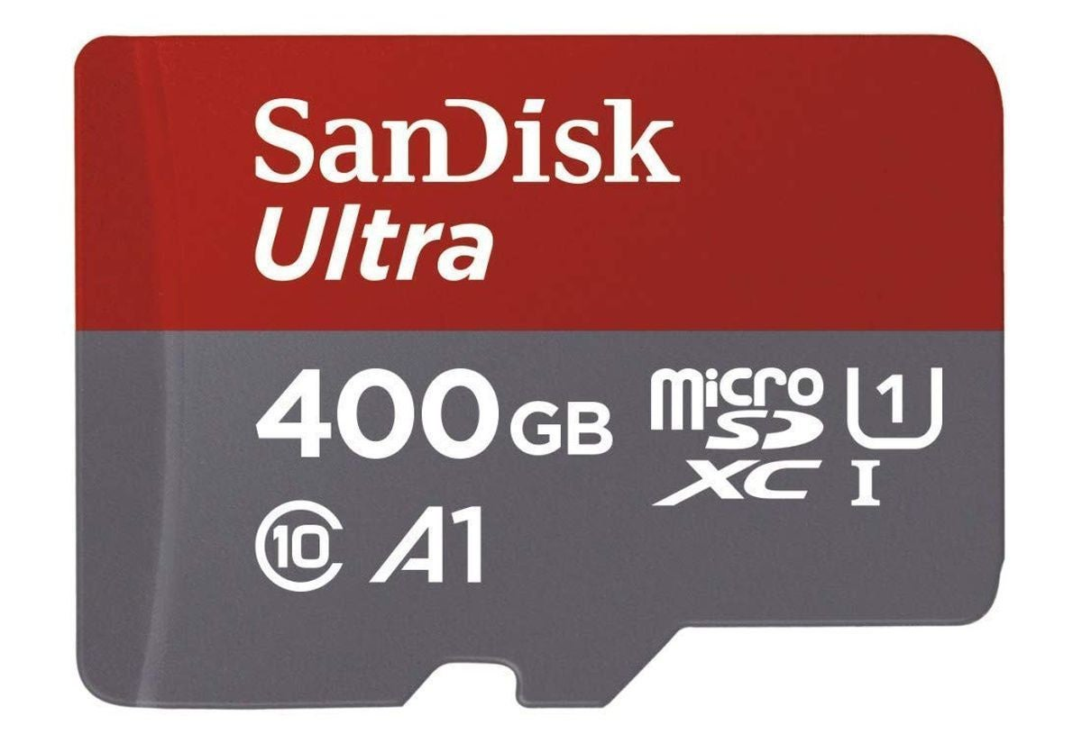 sandisk 400gb sd card