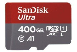 sandisk 400gb sd card