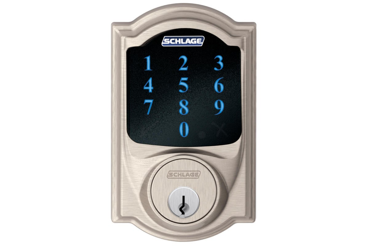 Schlage Connect Review The Z Wave Version Of Schlage S