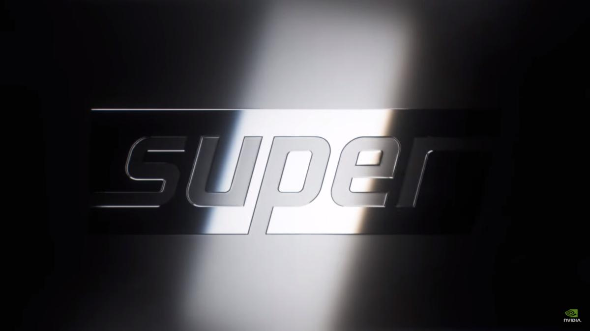 Nvidia says something 'super' is coming...