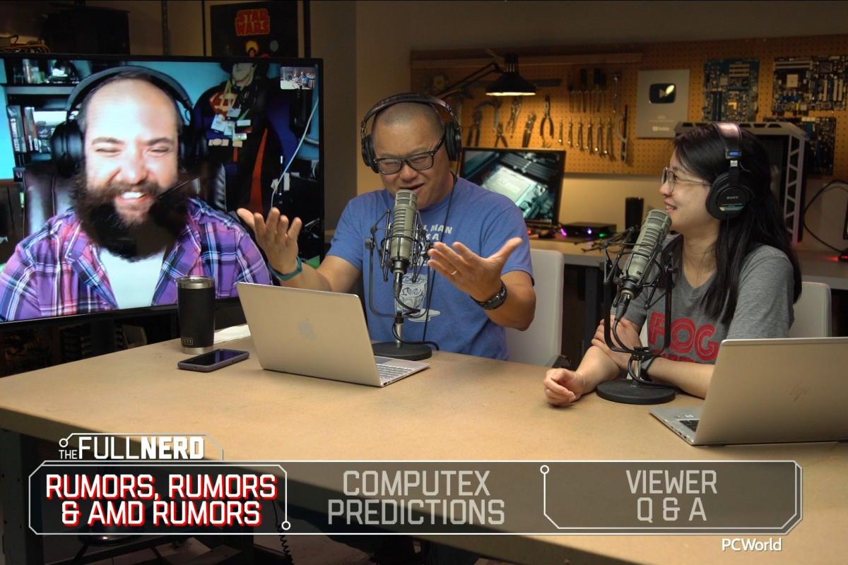 photo of The Full Nerd ep. 93: AMD Ryzen 3000 and Radeon Navi rumors, Computex predictions, Q&A image