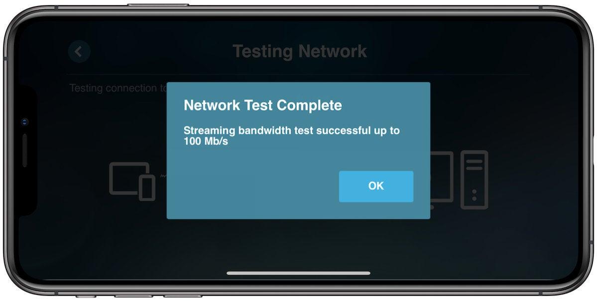 steam link network test