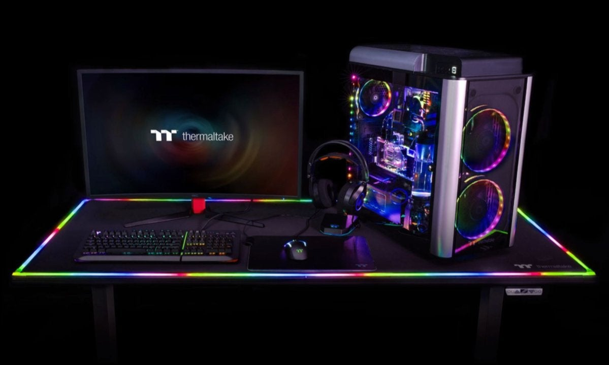 thermaltake desk