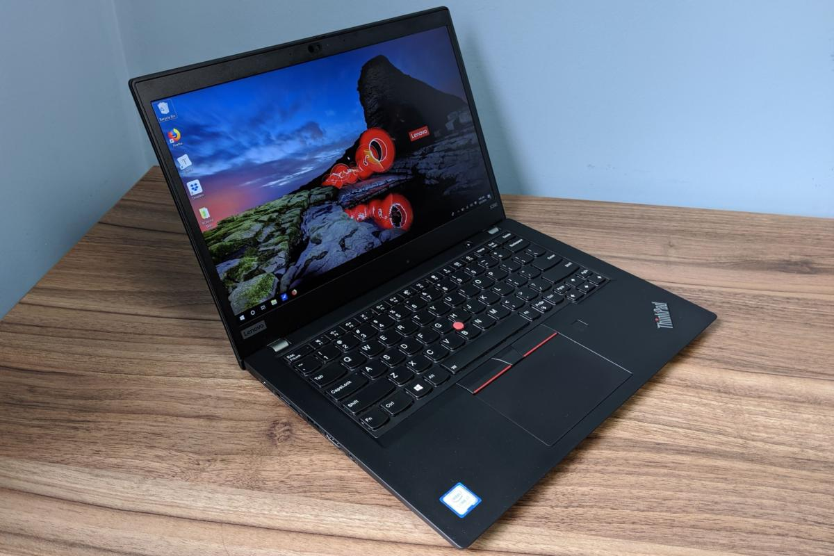 Lenovo ThinkPad X390 review: A sharp business laptop with