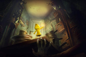 very little nightmares hero