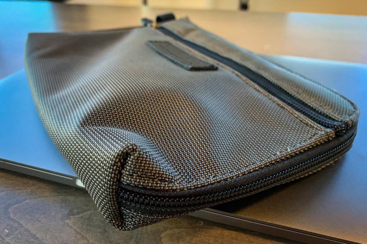 waterfield designs ipad travel case material
