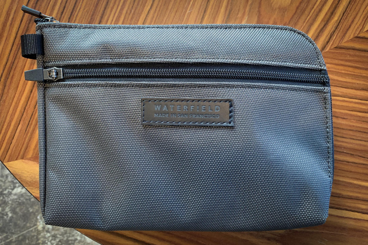 waterfield designs ipad travel case outside