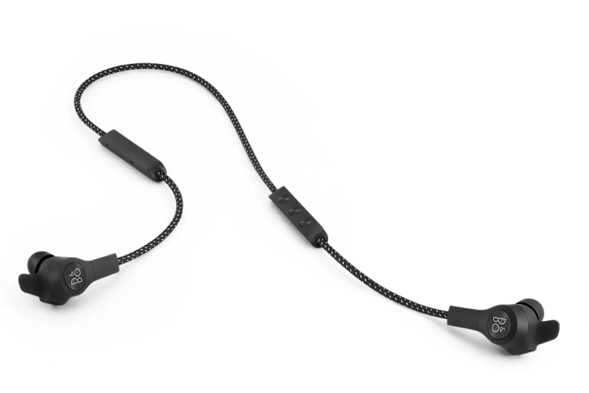 wireless earbuds beoplay e6 black bang olufsen