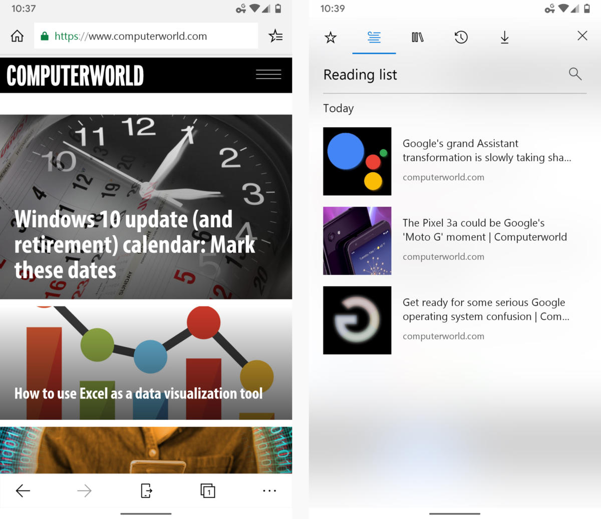 How to create a complete Microsoft experience on Android | Computerworld