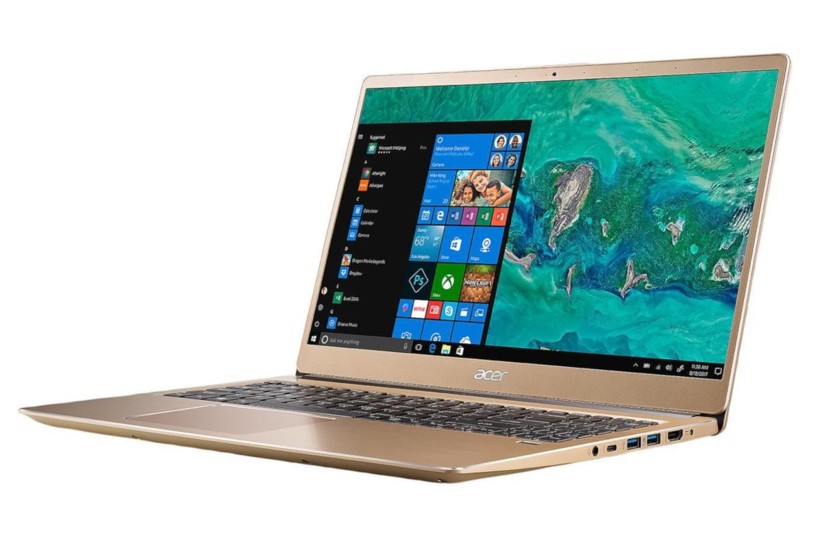 This Sleek Core I7 Equipped Acer Swift 3 Laptop Costs