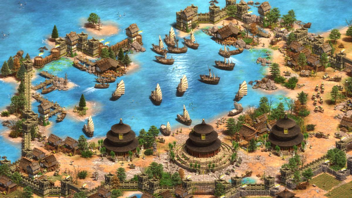 age of empires ii chinese screenshot
