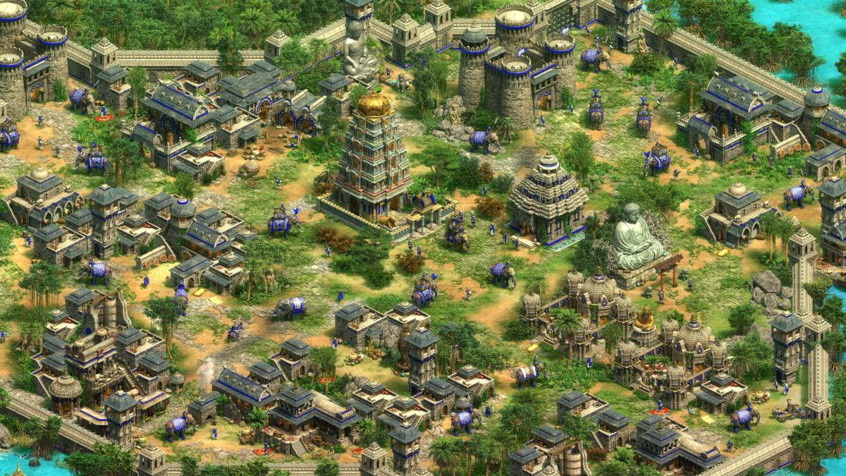 age of empires ii indians screenshot