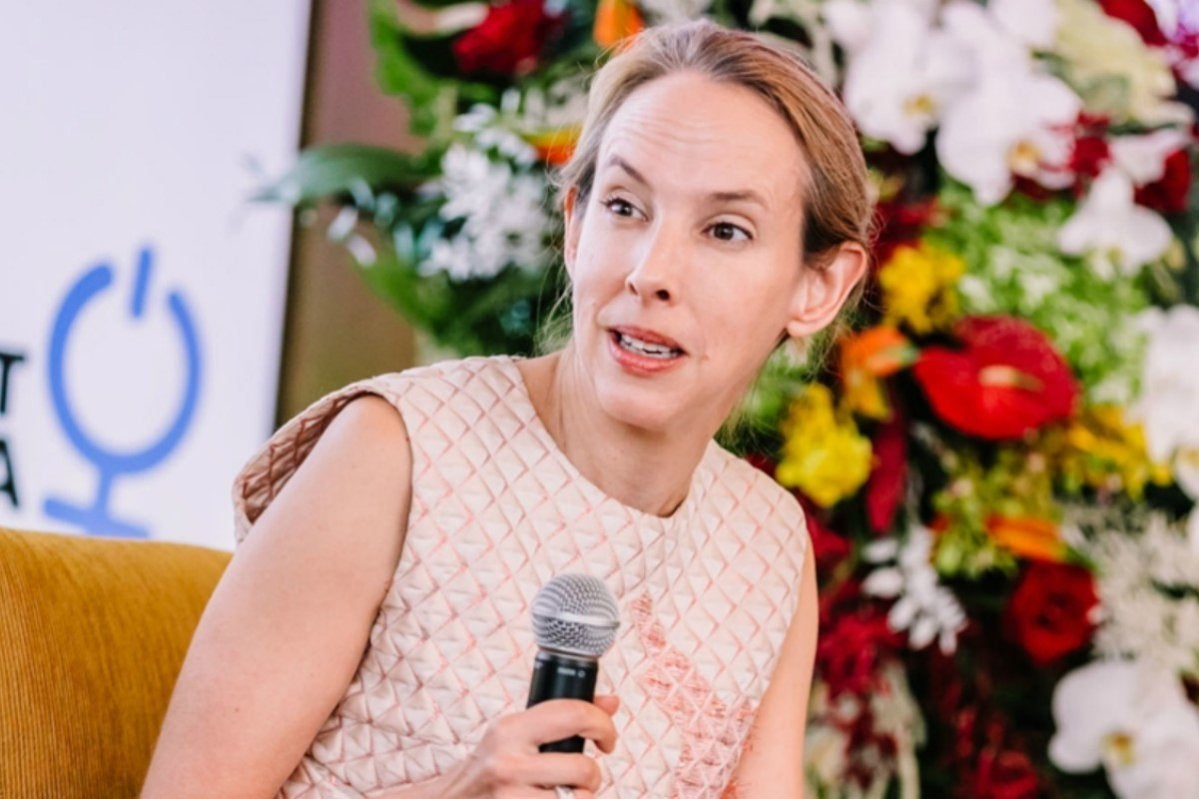 Amelia Green, CDO at PwC Singapore
