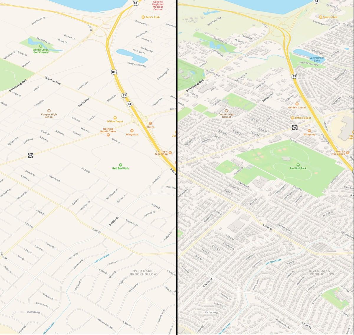 apple new maps ios13
