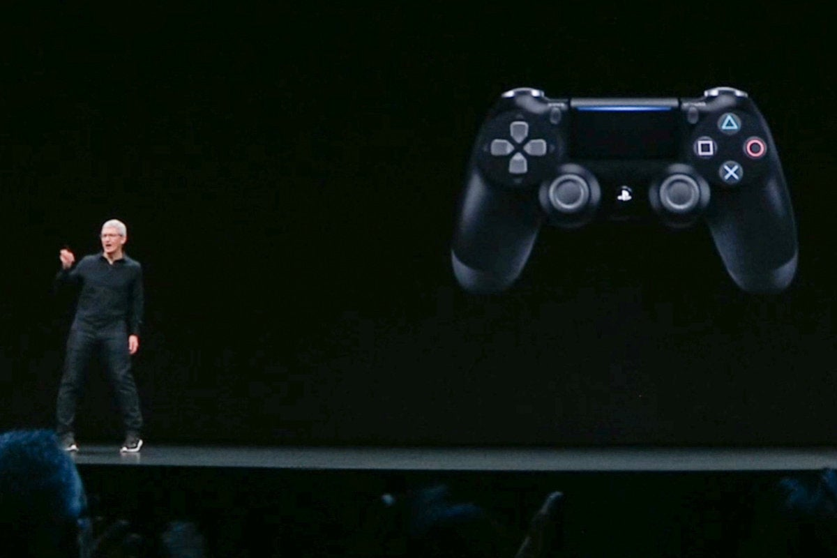 apple tv dualshock4 ps4