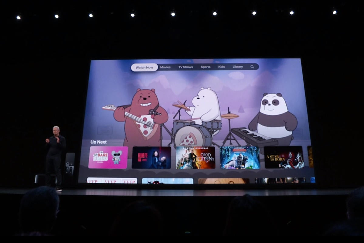 apple tv user profiles