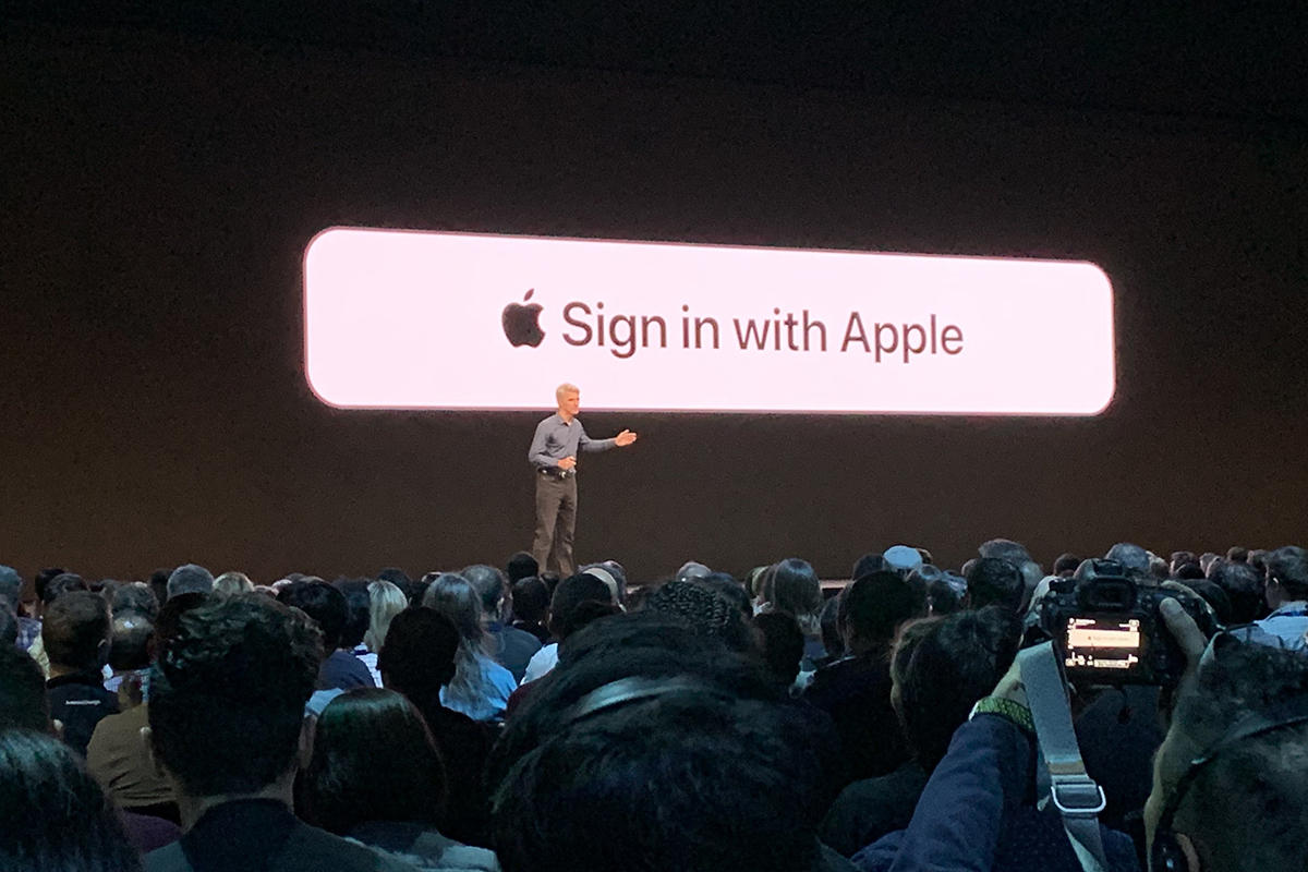 WWDC: What you need to know about Sign In with Apple