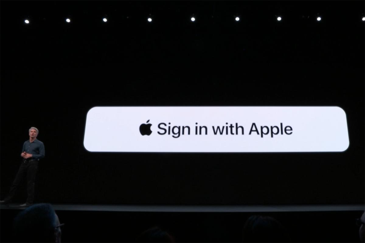 apple wwdc sign in with apple