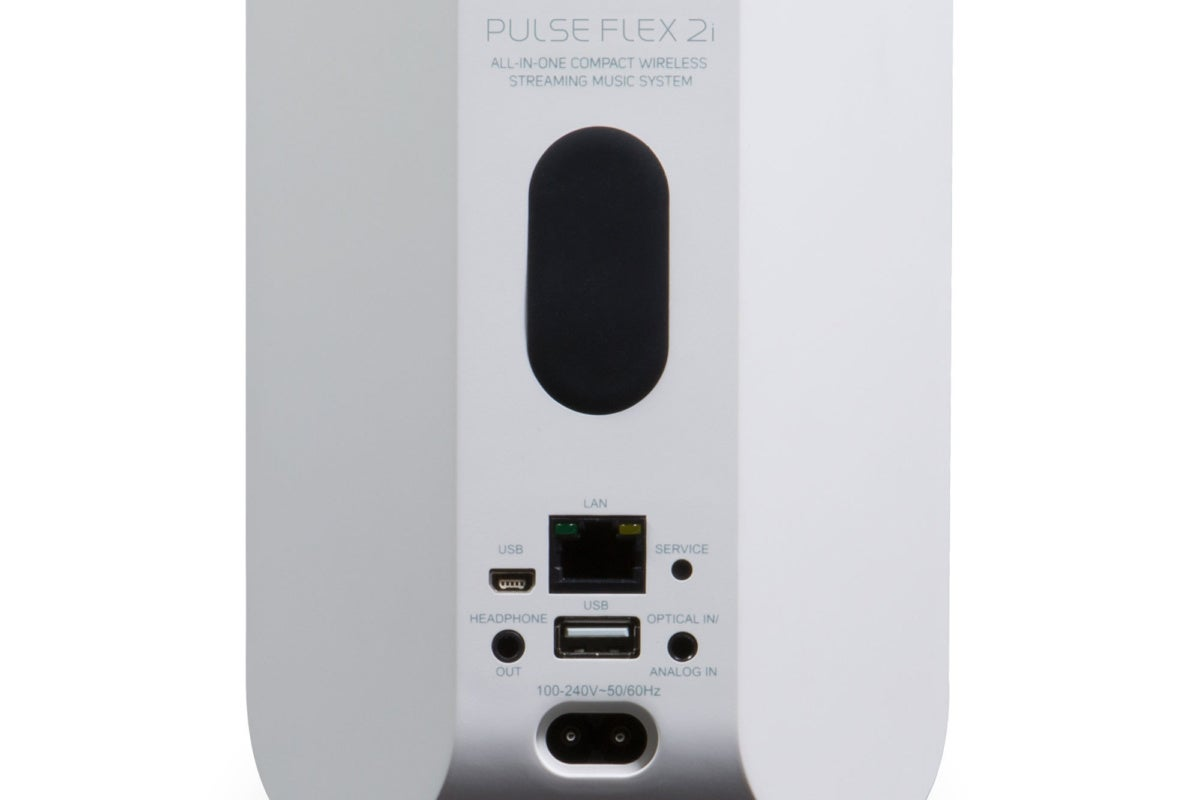 bluesound pulse flex 2i connections