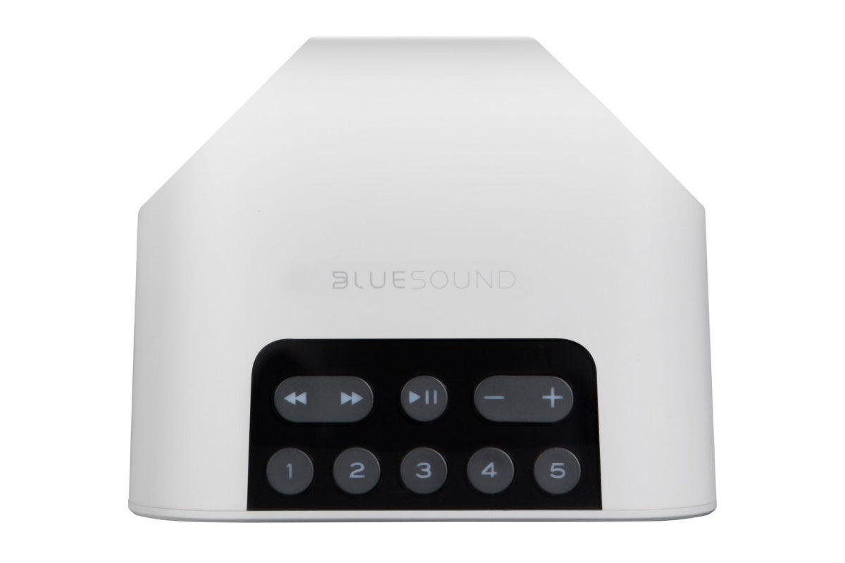 bluesound pulse flex 2i controls