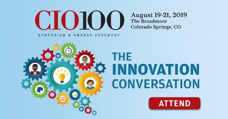 CIO 100, August 19-21, 2019