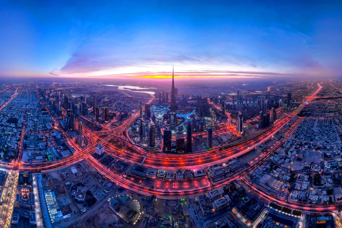 Dubai Expo Highlights Iot Role In Uae S Smart Cities Drive Cio