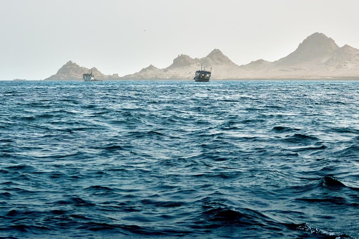 CIO | Middle East  >  Yemen  >  Socotra island  >  Gulf of Aden  >  Arabian Sea