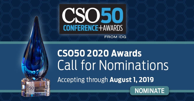 2020 CSO50 Awards now open for nominations