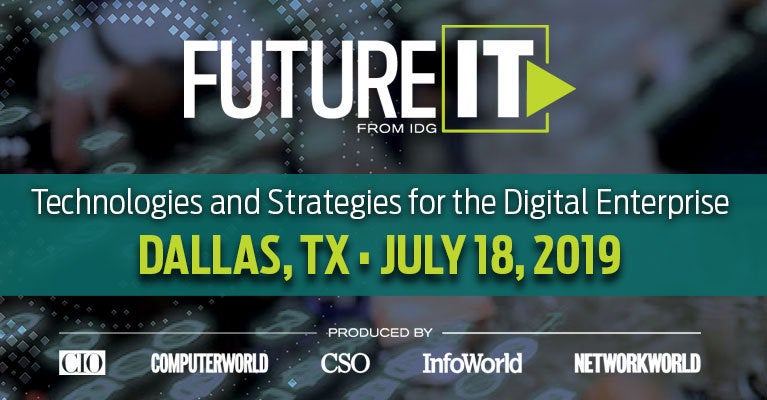 FutureIT Dallas July 18, 2019