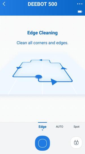 deebot 500 app