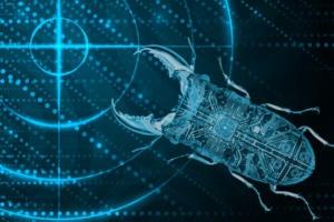 detection radar computer bug threats identify breach  by the lightwriter kao studio getty