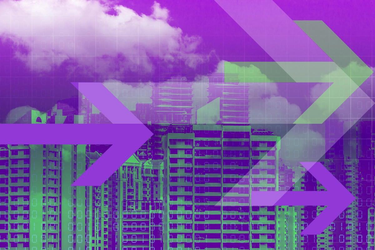 enterprise cloud trends buildingscity cloud computing arrows