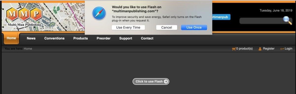 fig 4 flash kaput