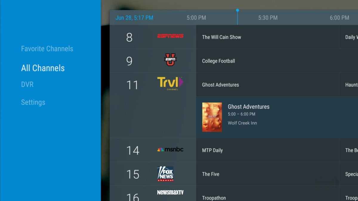 FitzyTV review: A neat but shaky workaround for streaming TV
