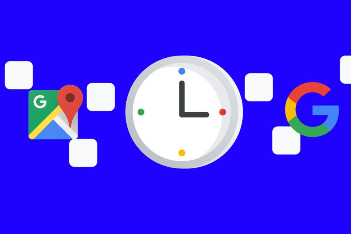 google data time