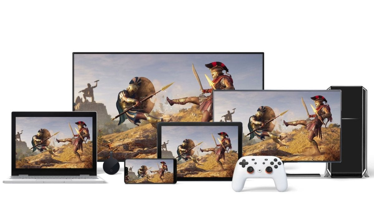 Google Stadia PC Download