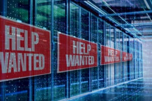 Data-center training, recruitment need to change to meet staffing demands