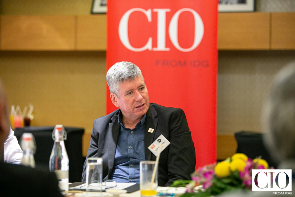 CIO ASEAN Roundtable