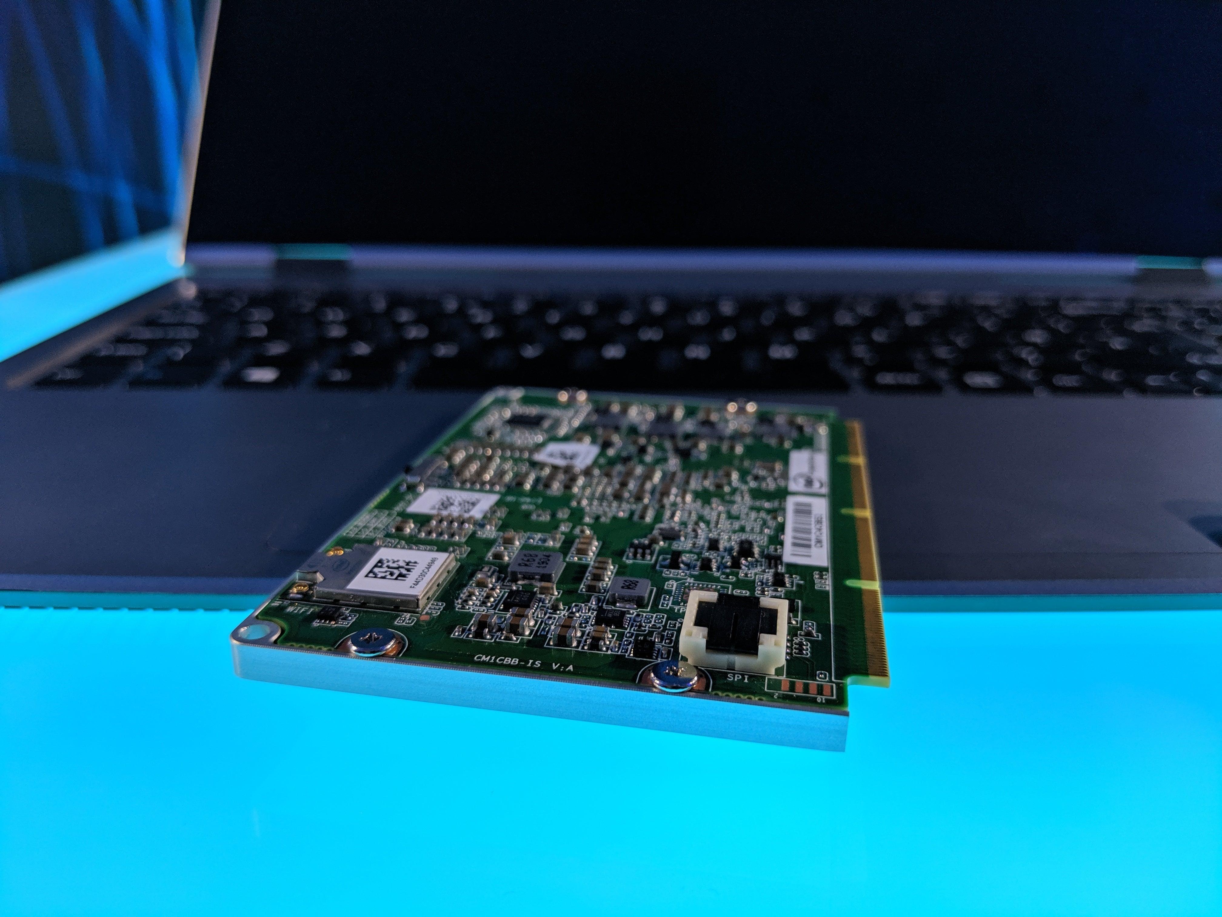 Intel's NUC Compute Elements hopes to make laptops modular