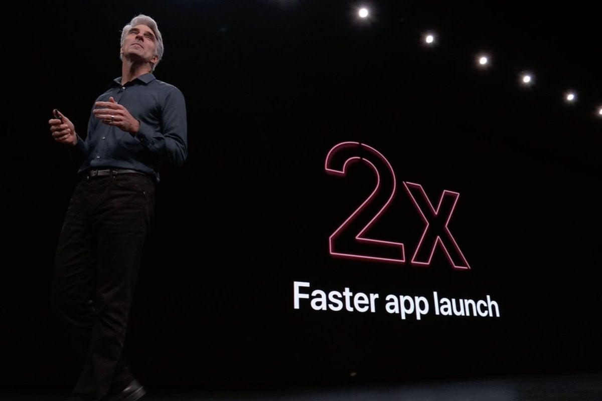 ios 13 faster application open ile ilgili görsel sonucu
