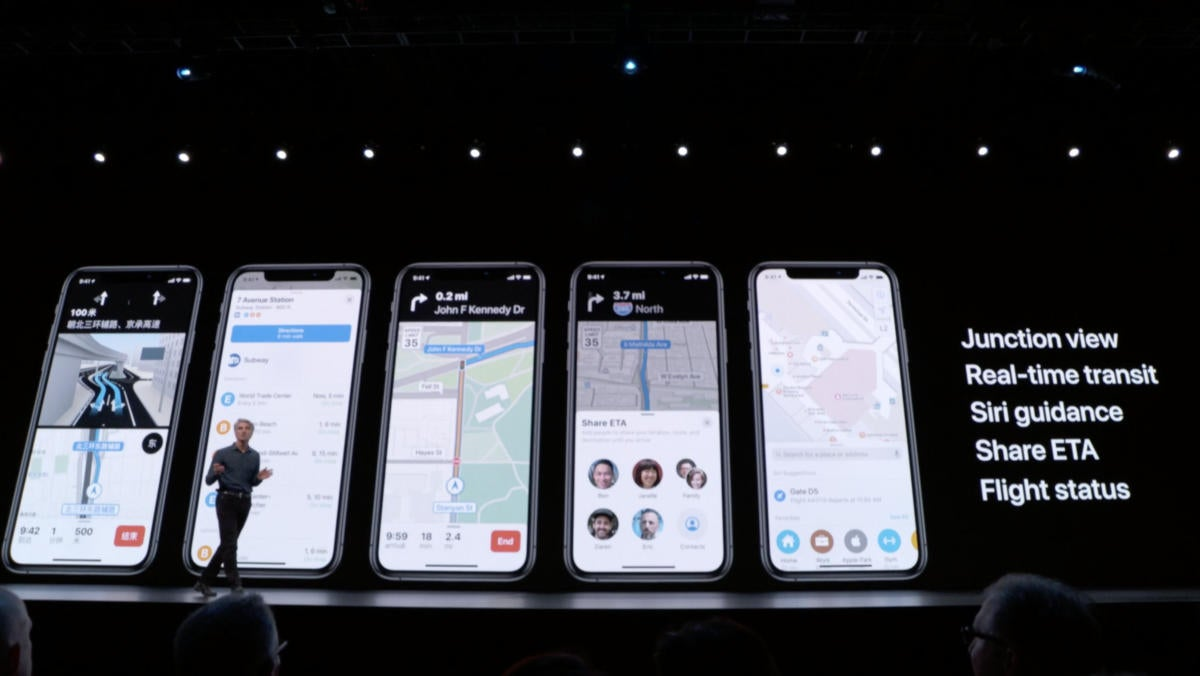 ios13 apple maps features