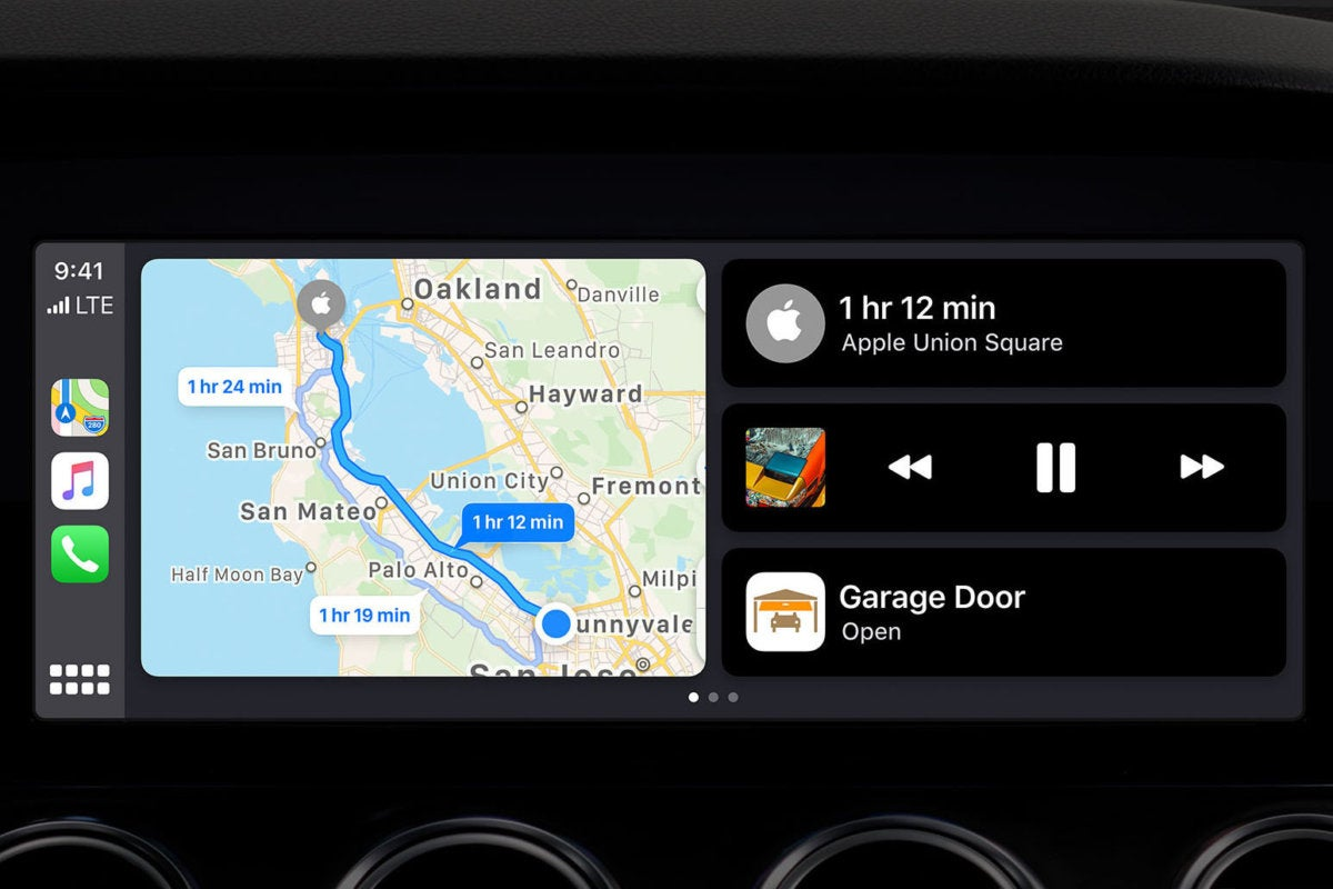 ios13 carplay dash