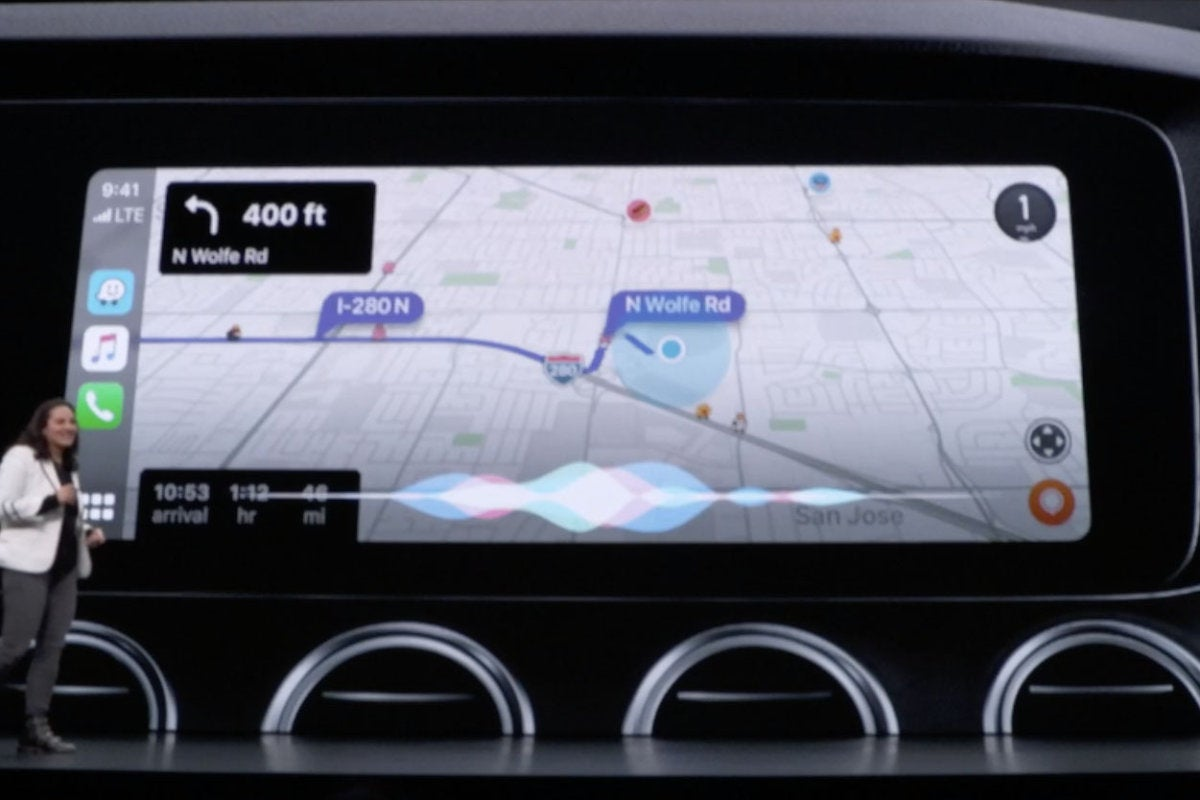 ios13 carplay waze