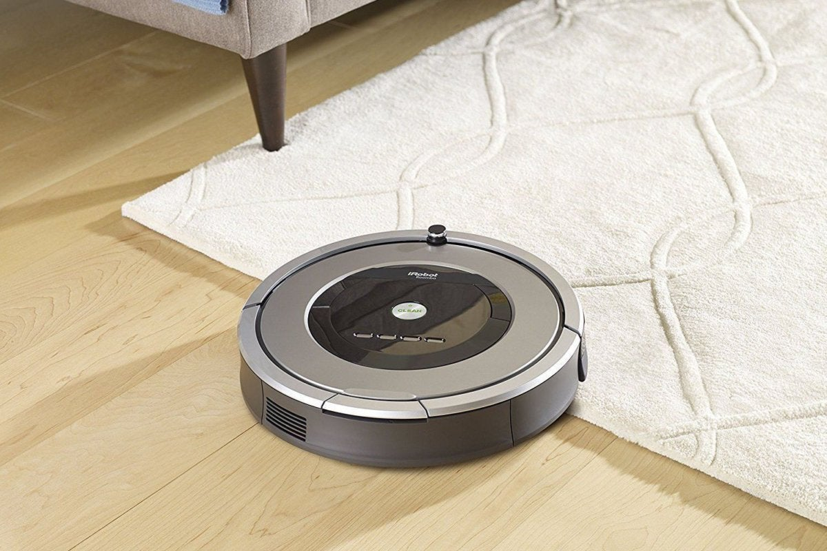 Get A Certified Refurbished Roomba 860 For 270 Instead Of