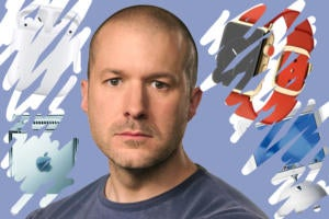 jony ive products